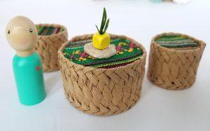 Urthlings Rattan - Green